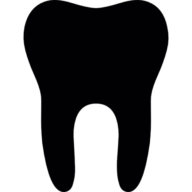 Download Png Tooth Vector Free image #30127