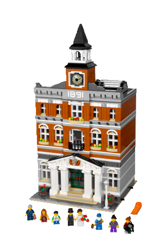 town hall png