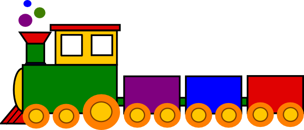 Download Free Vector Png Toy Train image #31609