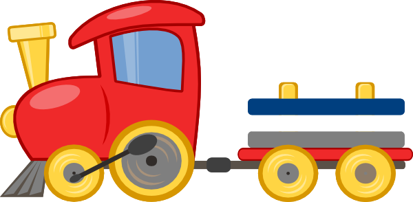 High Resolution Toy Train Png Clipart image #31593