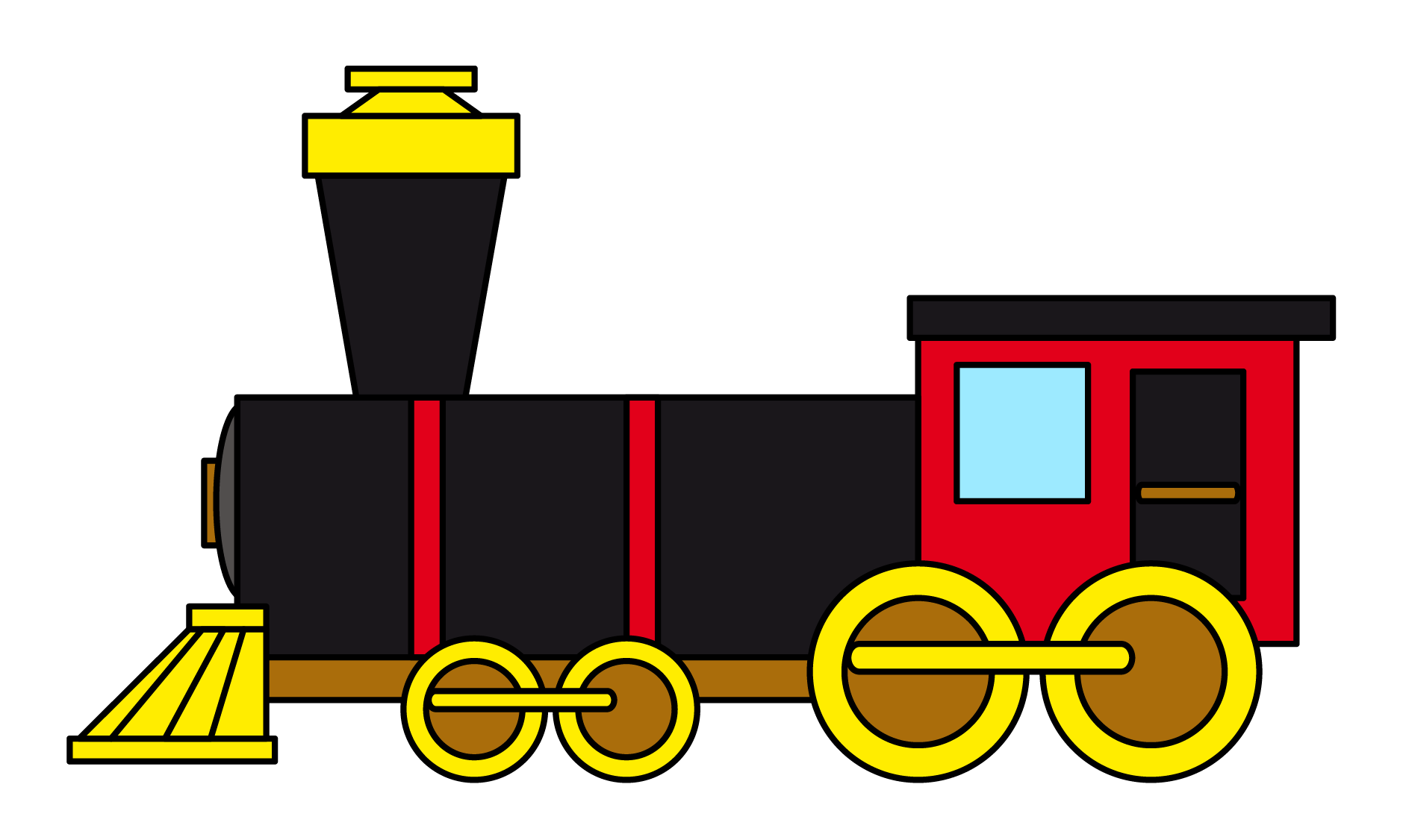 toy train png clipart
