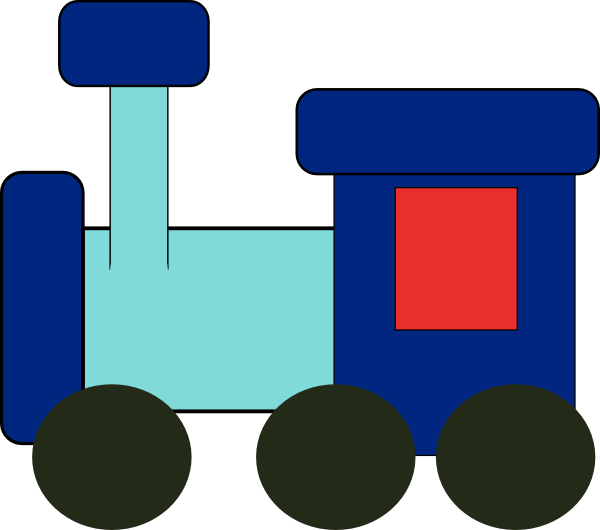 Toy Train Png Icon image #31601