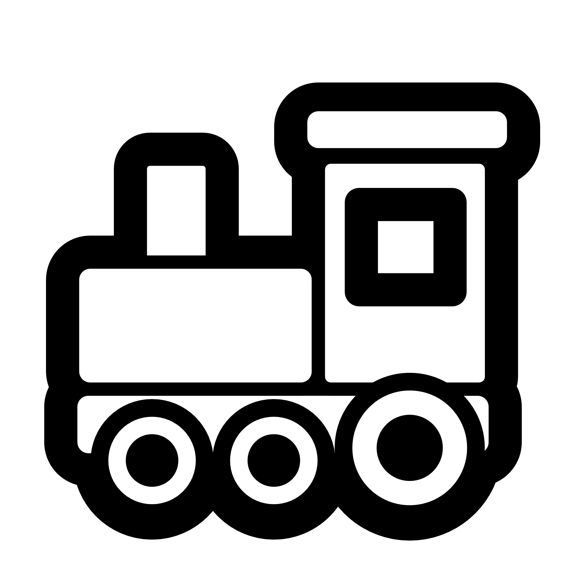Toy Train Png Icon image #31603