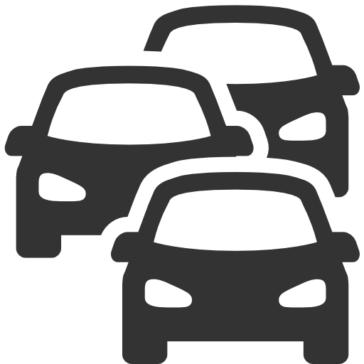 Icon Drawing Traffic Symbol