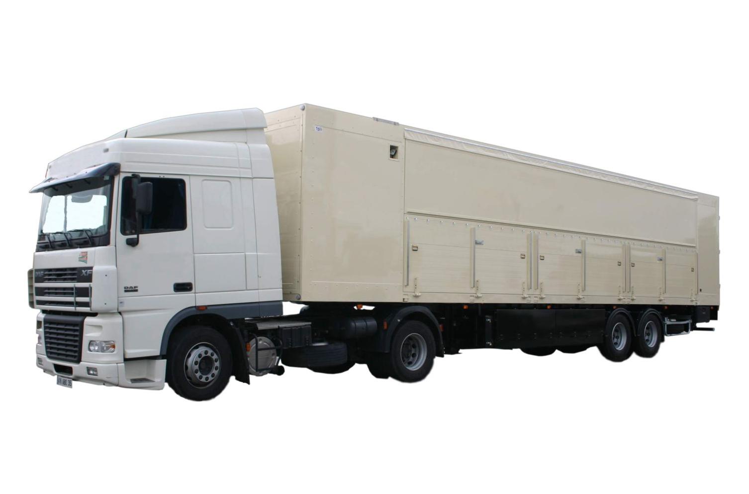 Trailer, Transport, Transportation, Truck Icon image #37600