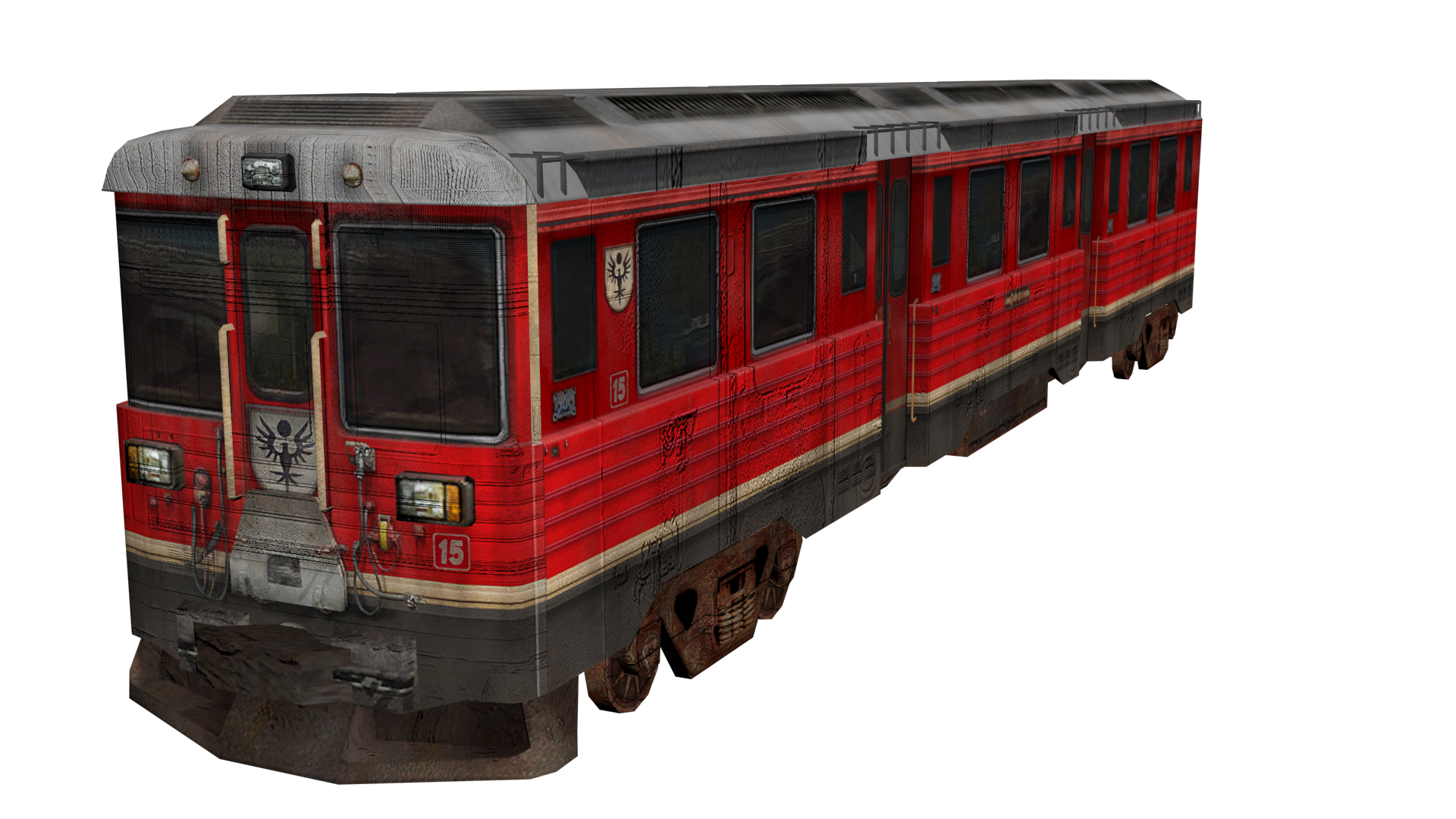 Train Transparent Background Picture