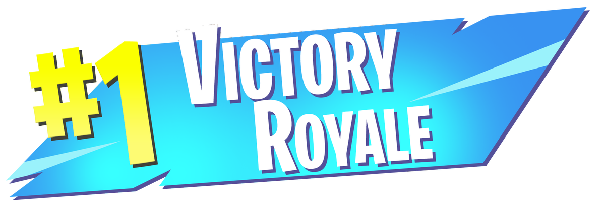 Transparent High-Resolution Victory Royale LOGO Png image #47383