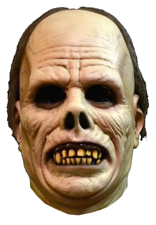 Transparent Png Face Halloween Face Transparent Png image #42659