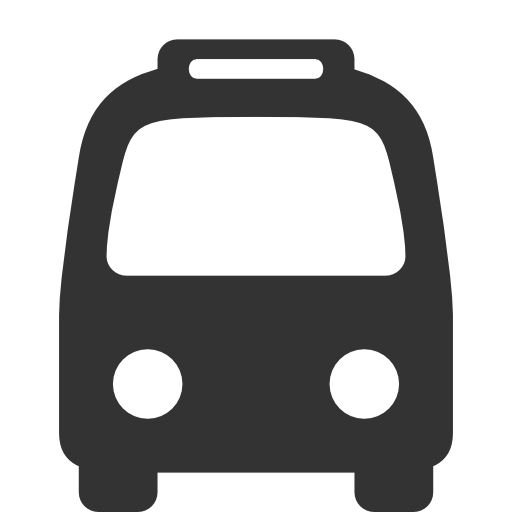 bus icons - png  u0026 vector
