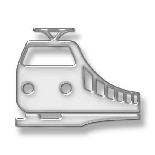 Transport, Train, Travel Transparent Png image #38013