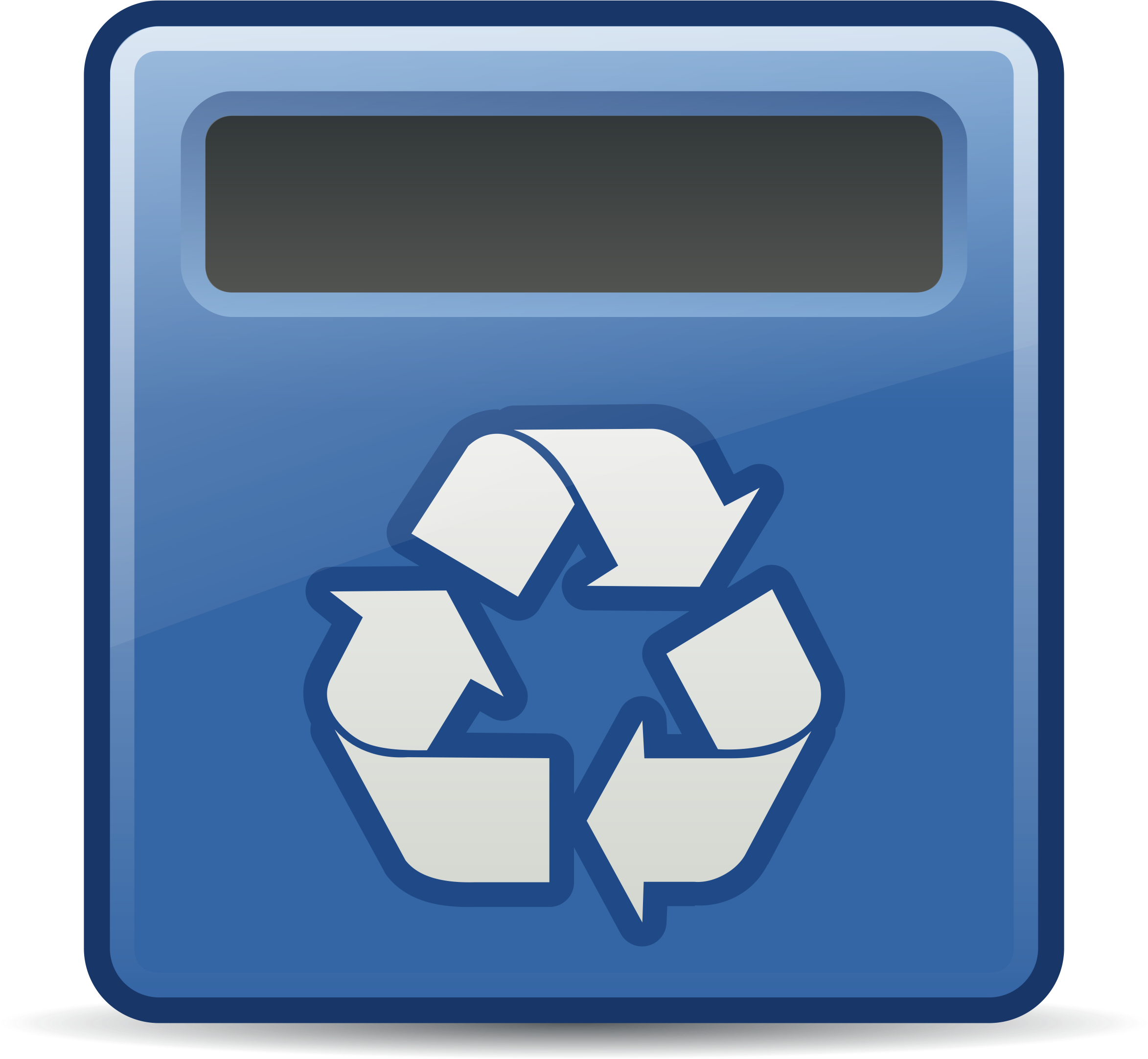 trash empty image icon png