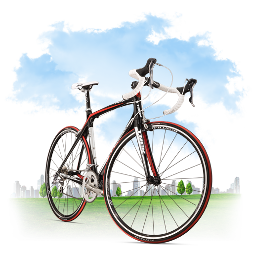 Travel Bicycle Icon Png image #45191