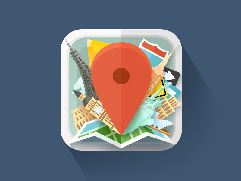 Travel Icon image #191