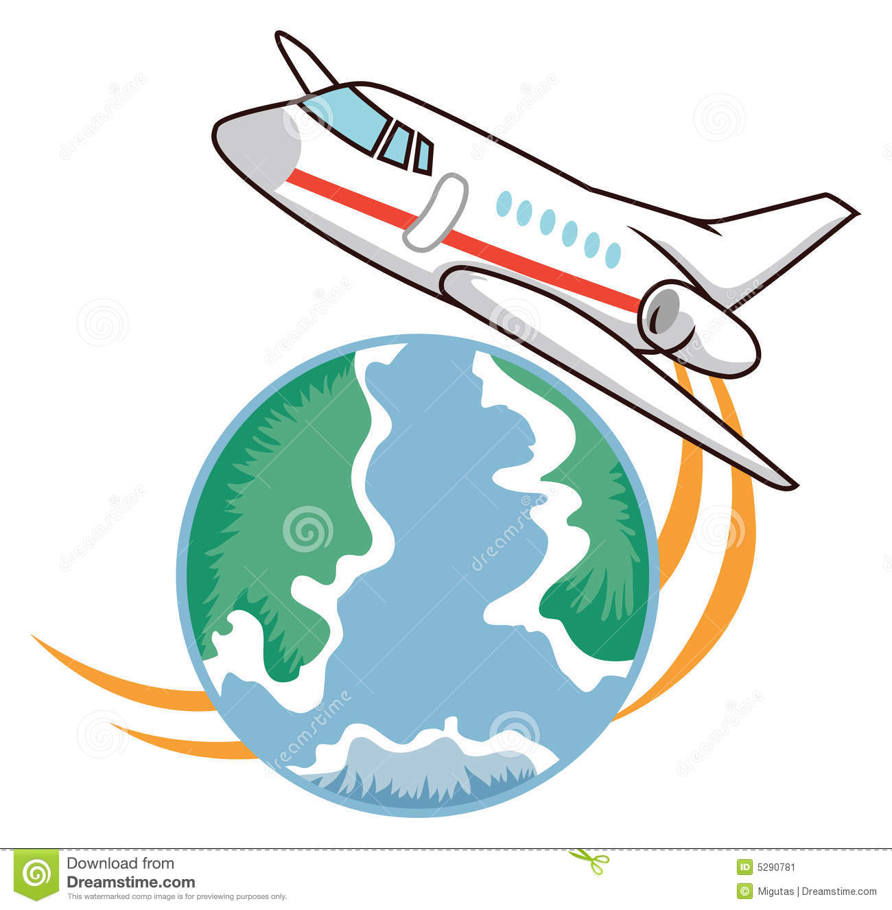 Travel Icon Stock Image   Image: 5290781 image #220