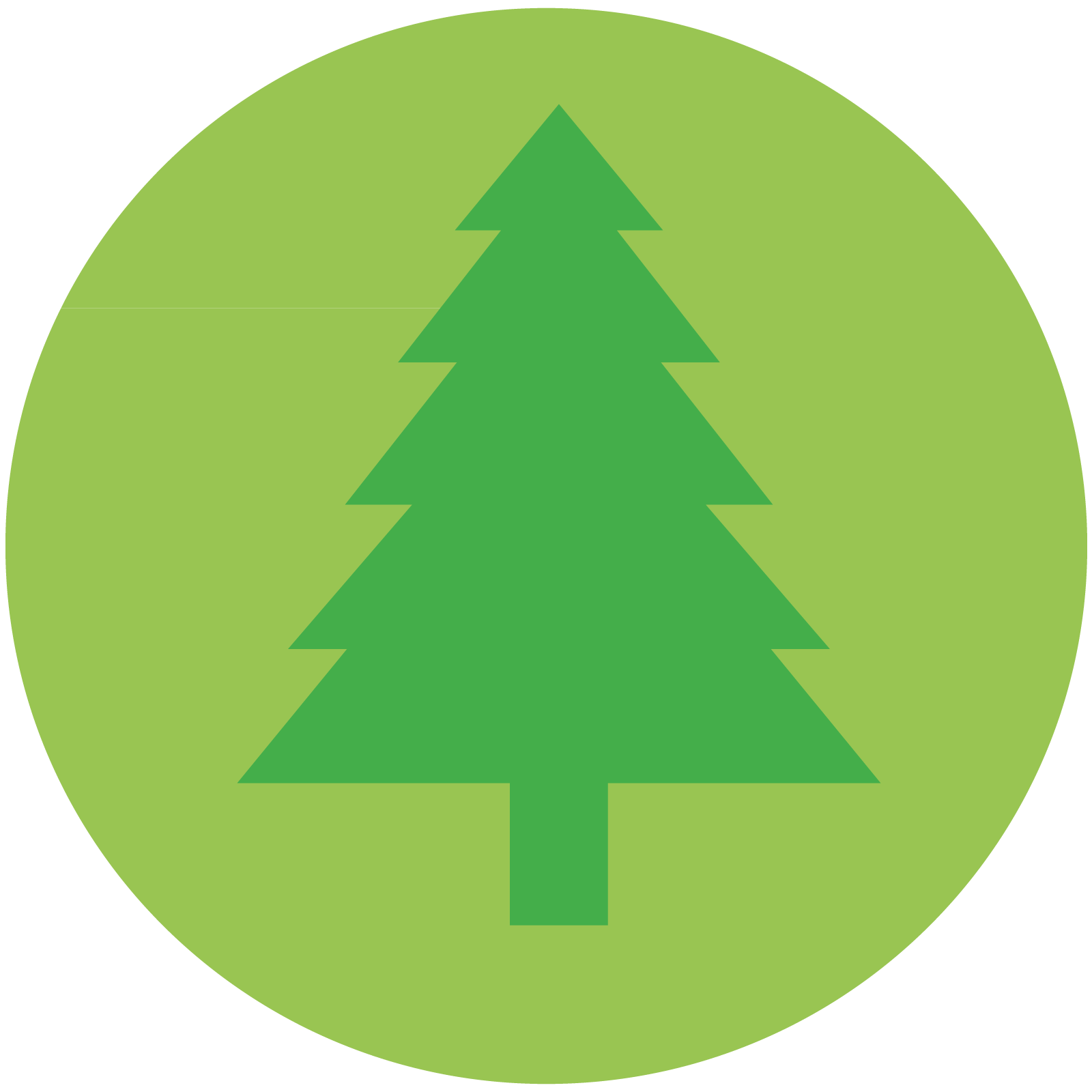 Tree Icon  Conservation Icon image #1524
