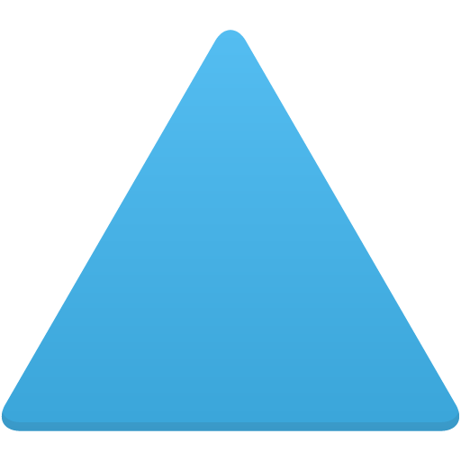 Triangle Icon Png image #42407