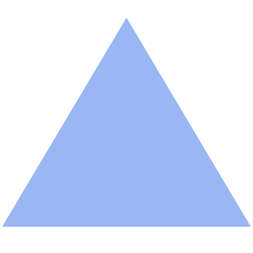 Triangle Png image #42414