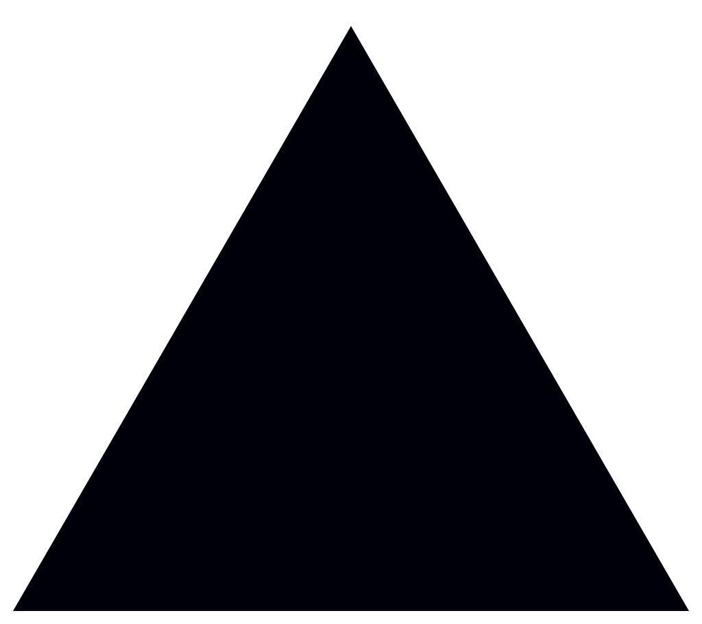 Triangle Png image #42424