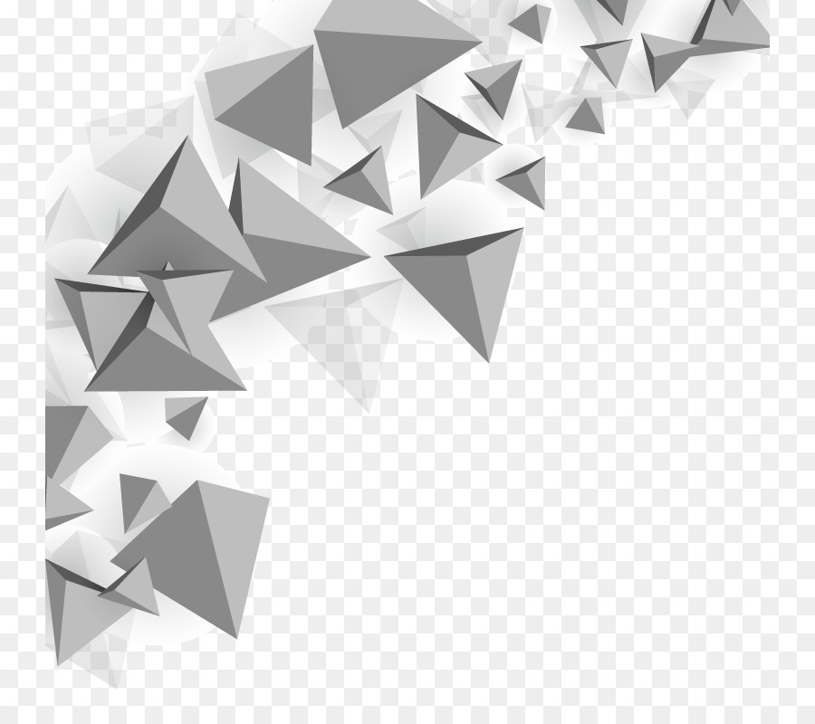 Triangles PNG Photo image #46476