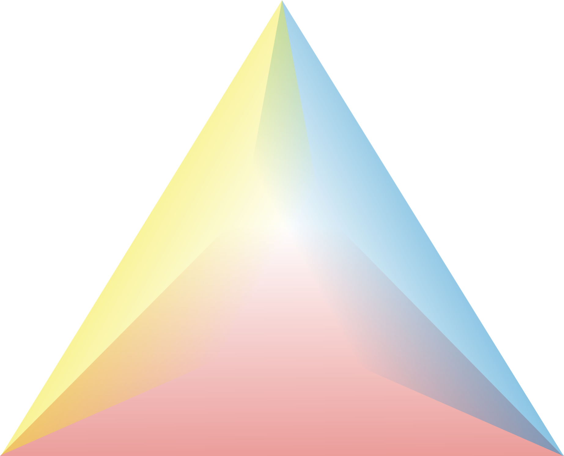 Triangles Transparent PNG image #46472