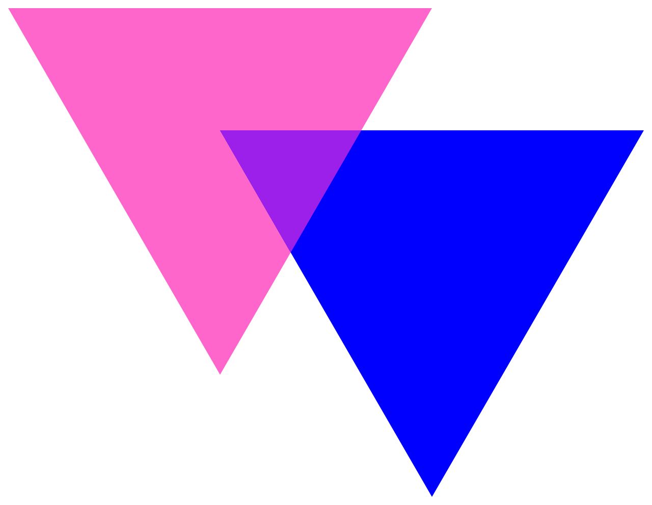 Triangles Vector Png image #46453