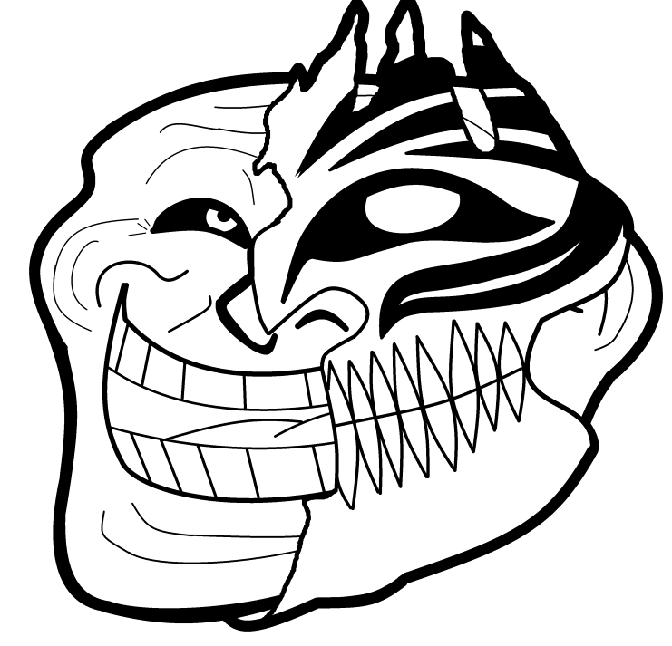 Hd troll face png transparent background 19711 free icons and png free icons png hd troll face png transparent background voltagebd Gallery