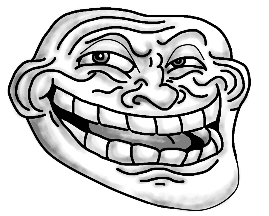Best Png Troll Face Clipart image #19704