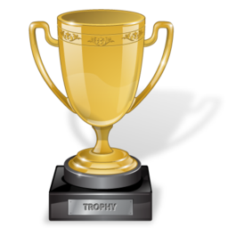 Trophy Download Icon image #30580