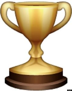 Trophy PNG HD image #30586