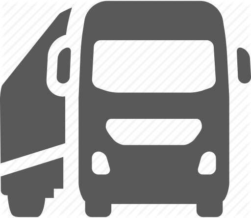 Png Truck Icon #9007 -...