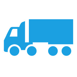 Truck Trailer Png Icon image #37592