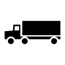 Truck Trailer Png Icon image #37589