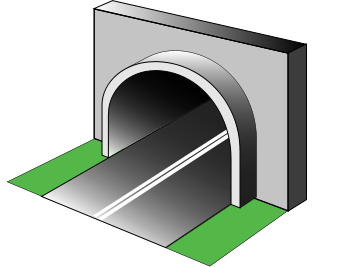 Icon Tunnel Png image #38495