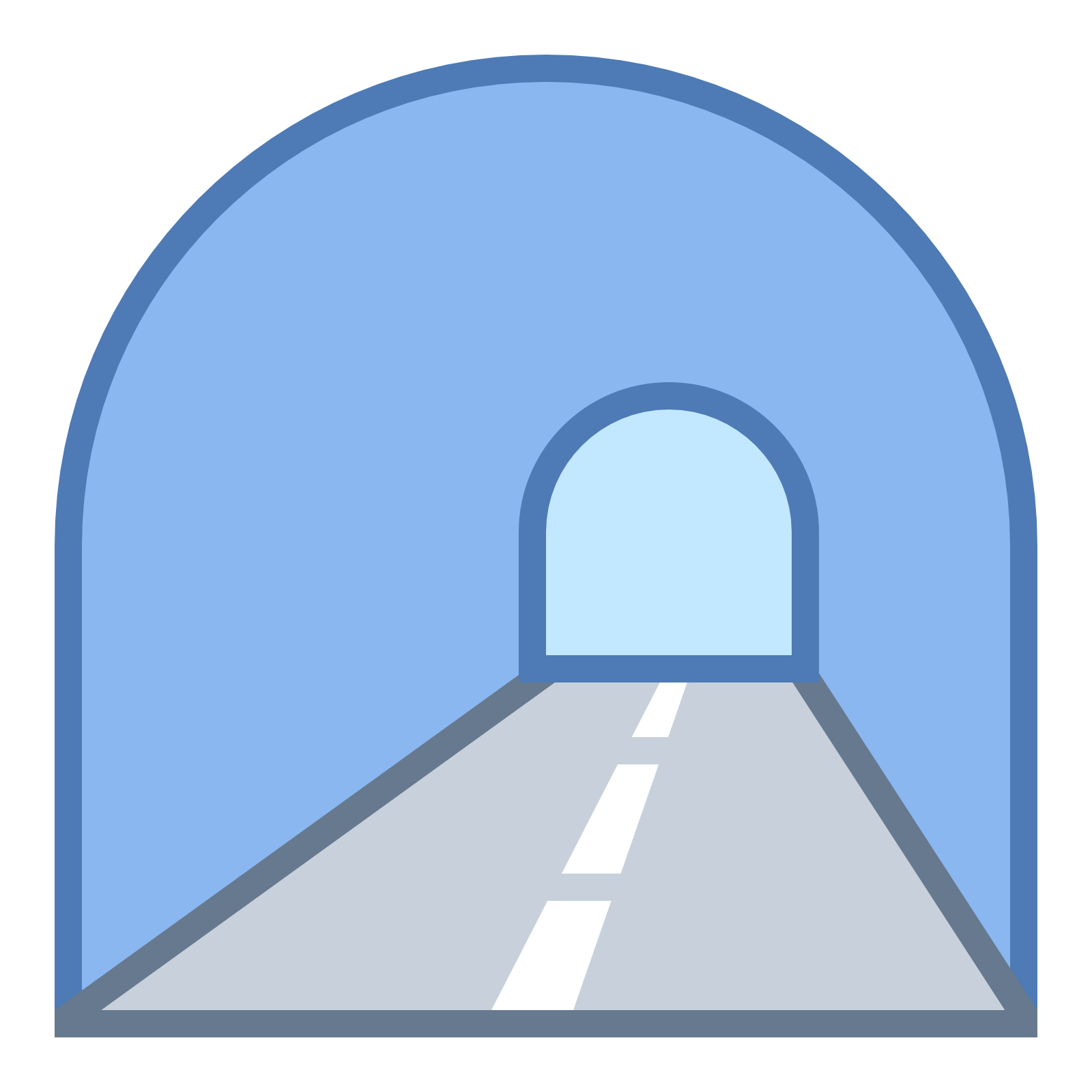 Tunnel Download Icon image #38498