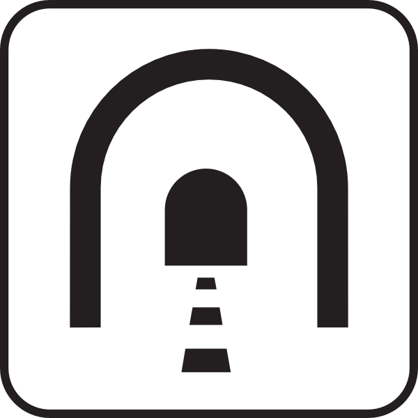 Download Tunnel Icon Vectors Free image #38512