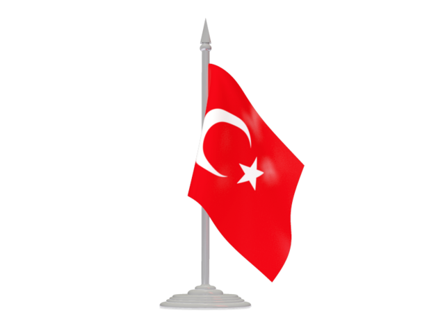 Icon Turkey Flag Vector image #20394