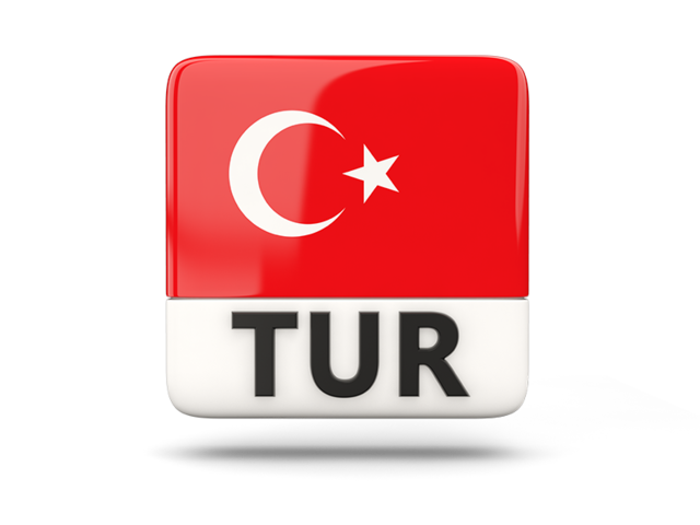 Vector Icon Turkey Flag image #20399