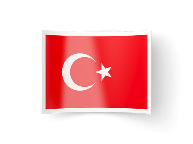 Turkey Flag Free Svg image #20405