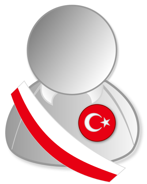 Turkey Flag Transparent Icon image #20406