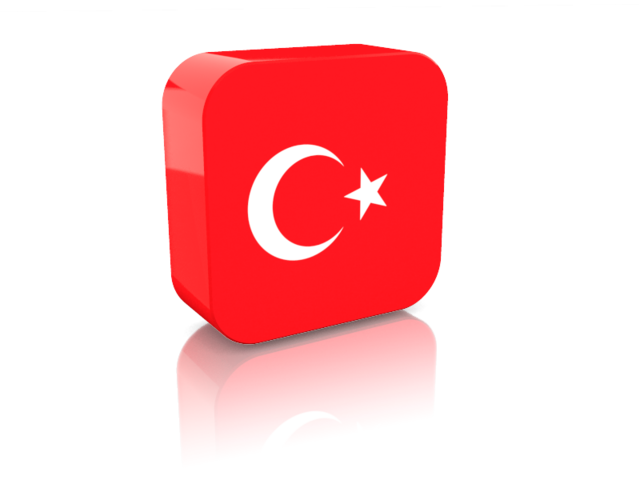 Turkey Flag .ico image #20408