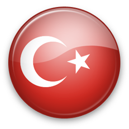 Turkey Flag PNG File image #45692
