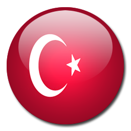 Turkish Flag Icon image #45677