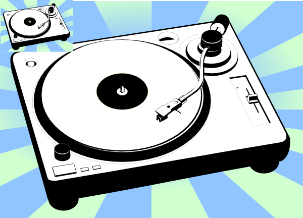 PNG Turntable Picture image #28598