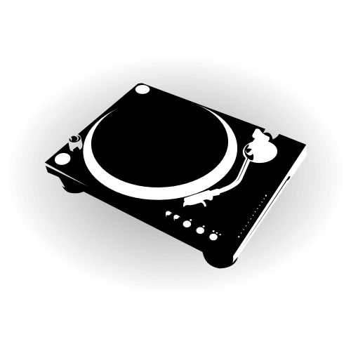 High-quality Download Turntable Png image #28603