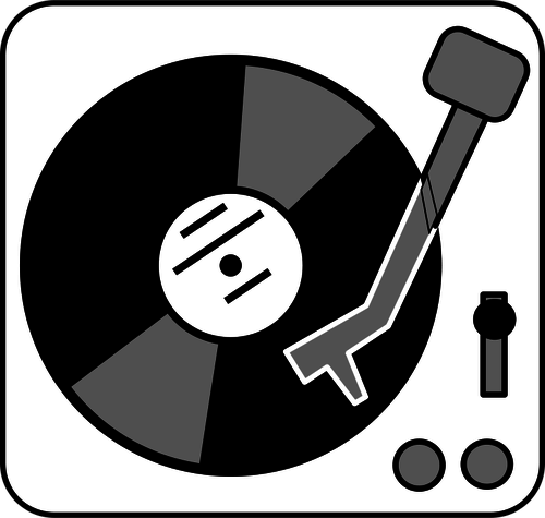 Transparent Turntable PNG image #28607