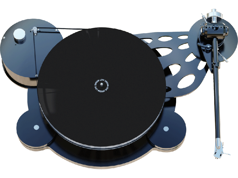 Download Turntable High-quality Png image #28587