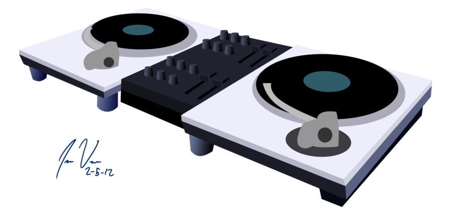 Turntable PNG HD image #28593