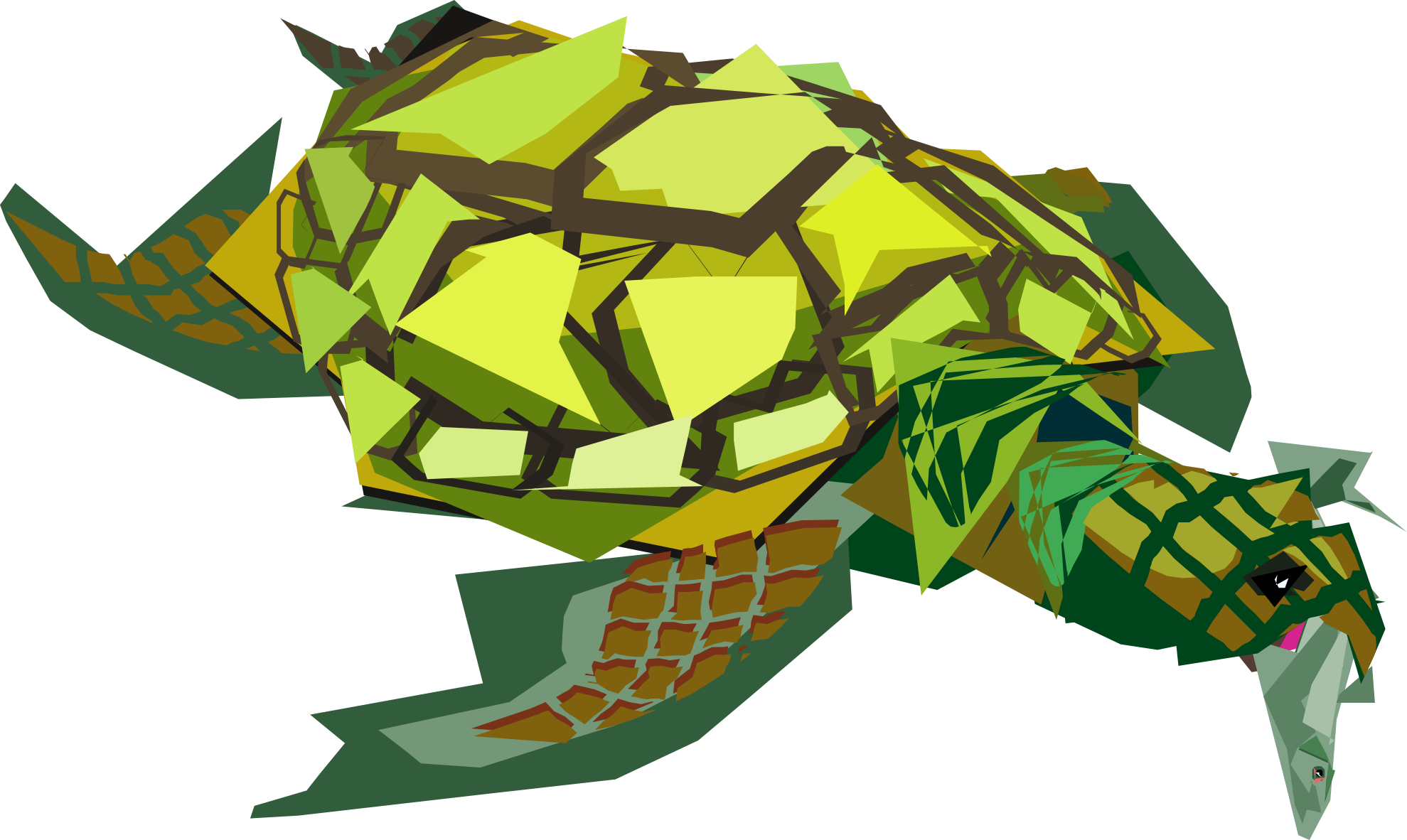 Clipart Free Turtle Pictures