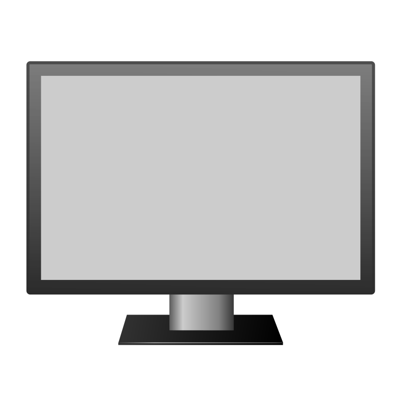 Television Vector Free image #22208