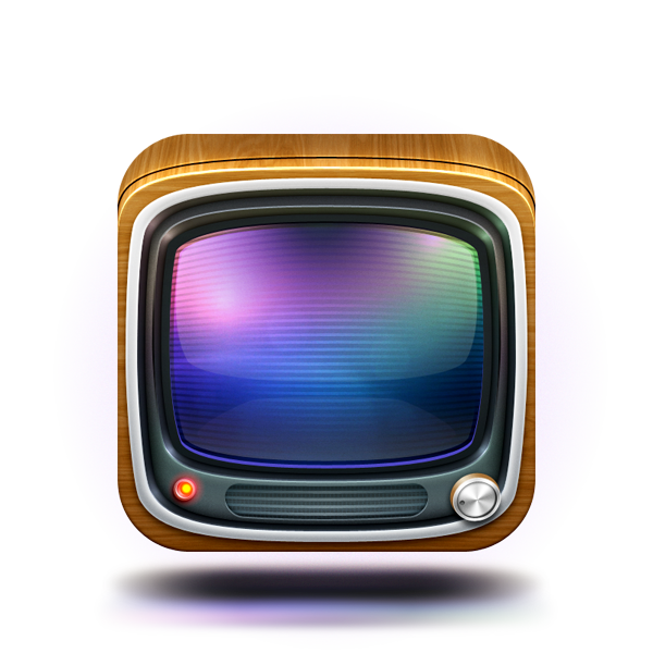 Png Television Icon image #22212